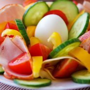 Simple Fast Healthy Salad