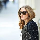 Olivia Palermo's for styling your winter wardrobe