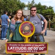 Visiting the Equator