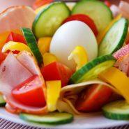 Simple Fast Healthy Salad