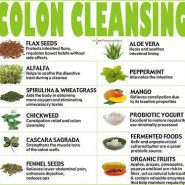 Colon Cleanse Diet Detoxifies Body the Natural Way
